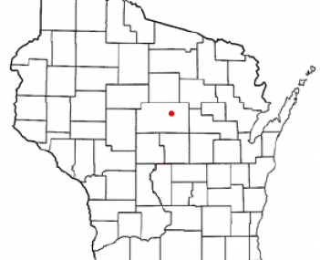 Location of Wausau