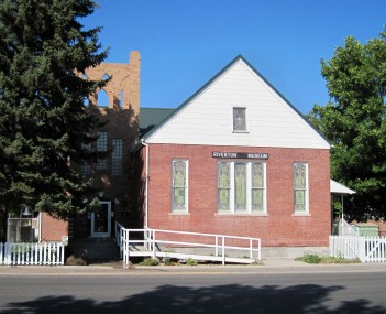The Riverton Museum at Park & 7th Streets